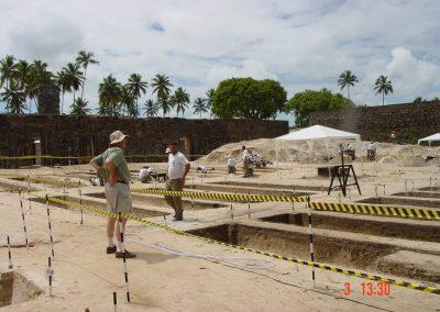 1. Praça de Armas