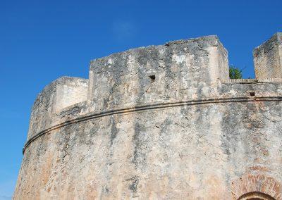 Fort Beekenburg Buitenkant boven foto Willy Metz