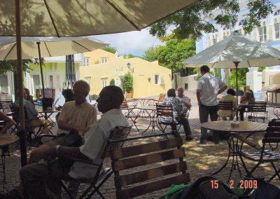 Kura Hulanda Deelnemers Conferentie