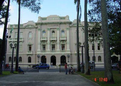 Palácio das Princesas, Gouverneurspaleis