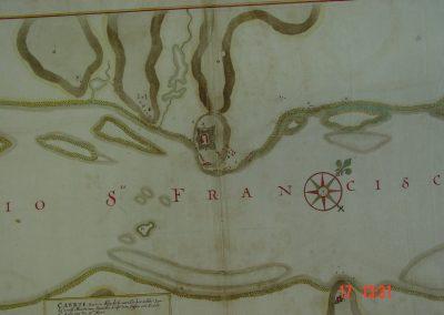 Vingboons Rio São Francisco det