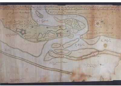 cart. 17 grondt-teijckeningh etc. drewisch 1631