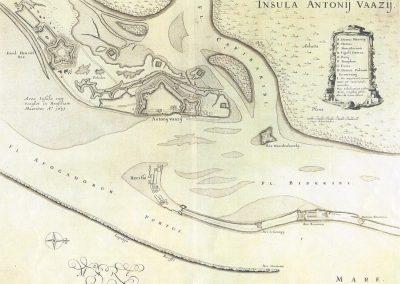 cart. 23 insula antonio vaazij marcgraf 1638 vgl b 21