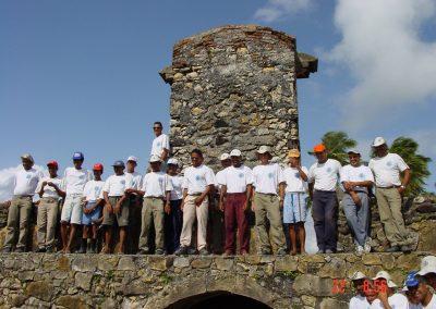 Workmen 2vd Campaign Fort Orange HvNMf