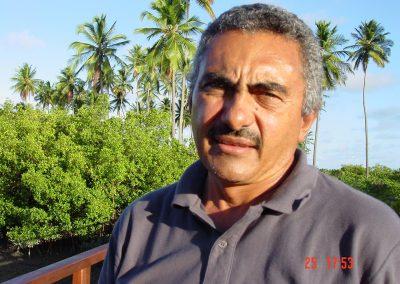 Nova Ponte Engenheiro Francisco Daví Pereira, DAVI