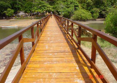 Nova Ponte quasi pronta