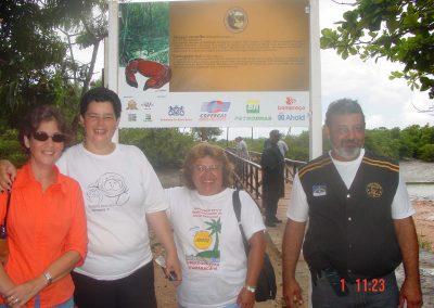 Placa Krab, Adita, Itamaracá